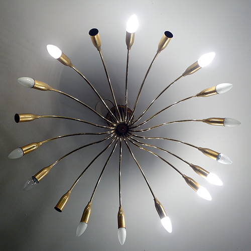 LEIPZIG DEFEKTER (im PILOTEN), 12 x DEFEKT von 18 Glimmlampen, 12.03.2015