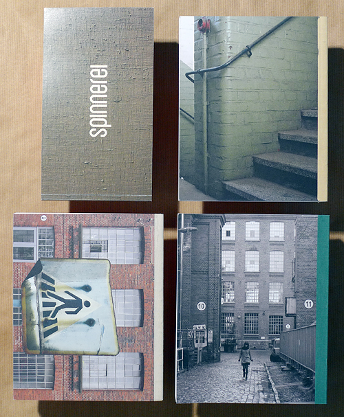 LEIPZIG, SPINNEREI-KATALOG 2004 - 2015, Backside, 30.04.2015