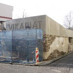 Eisleben, Vikariat - Aussen, Baufortschritt, 13.02.2013