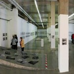 Exhibition, Panorama, looking north, 12.04.2014