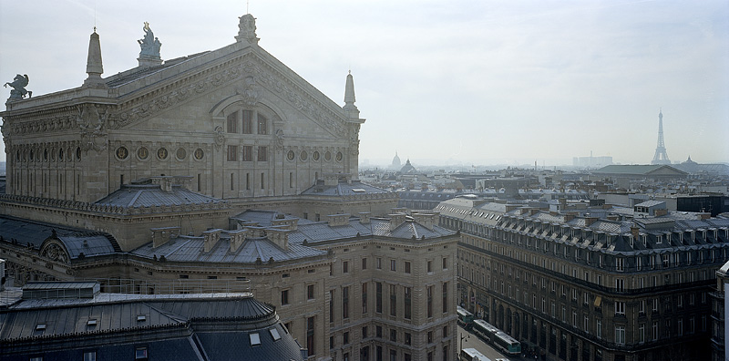 PARIS, OPER, looking south, 2003