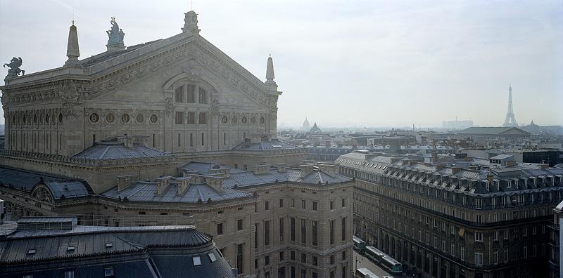 PARIS, OPER, looking south, 2003