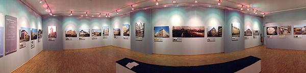 LEIPZIG, STADTMUSEM, Exposition, Innen, i-Panorama, 25.02.2014
