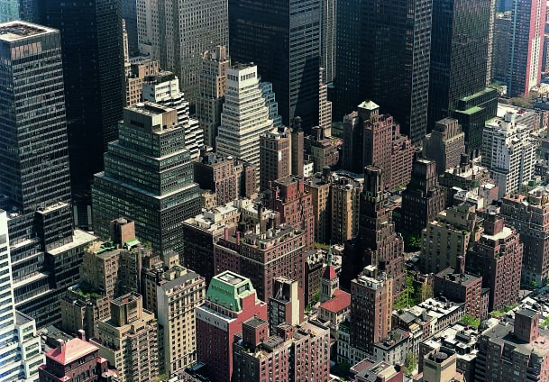 NEW YORK CITY, FORMAT MINI 125x175cm / MAXI 185x256cm DIASEC@GRIEGER