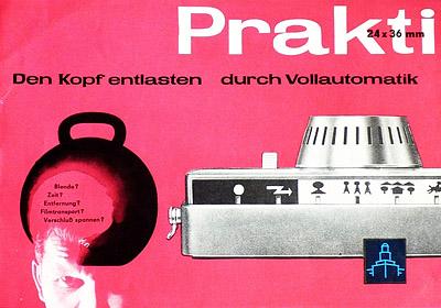 PRAKTI ... den Kopf entlasten durch Vollautomatik, 14.06.2013